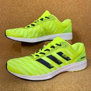 Adidas Adizero RC 3 Solar Yellow/Black Men's Shoes
